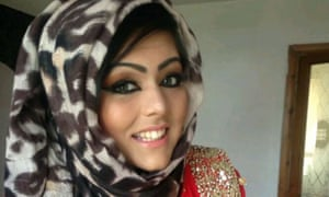 Samia Shahid, who was murdered in 2016.