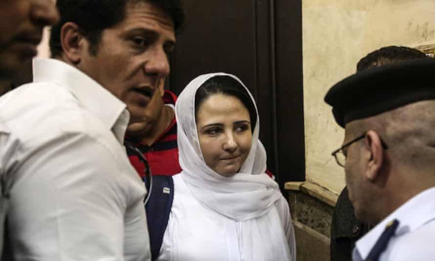 Aya Hijazi, a dual US-Egyptian citizen, is acquitted by an Egyptian court after nearly three years of detention over accusations related to running a foundation dedicated to helping street children.