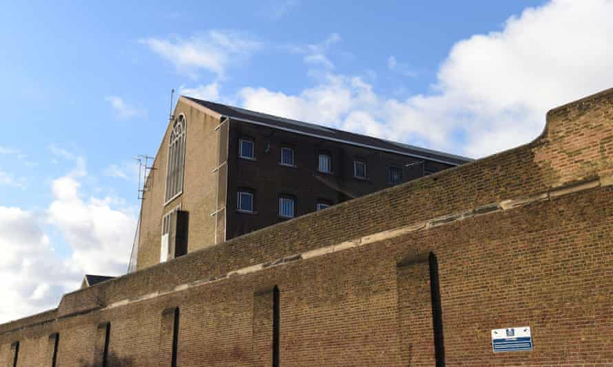 Pentonville prison is holding 380 more men than it is supposed to, according to the report.