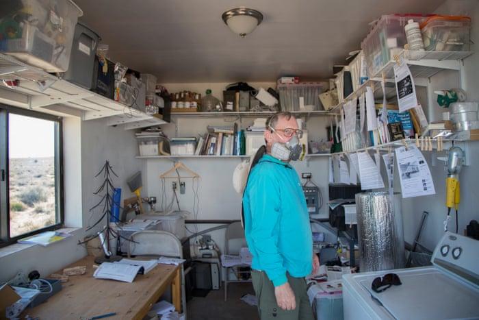 Allergic to life: the Arizona residents 'sensitive to the
