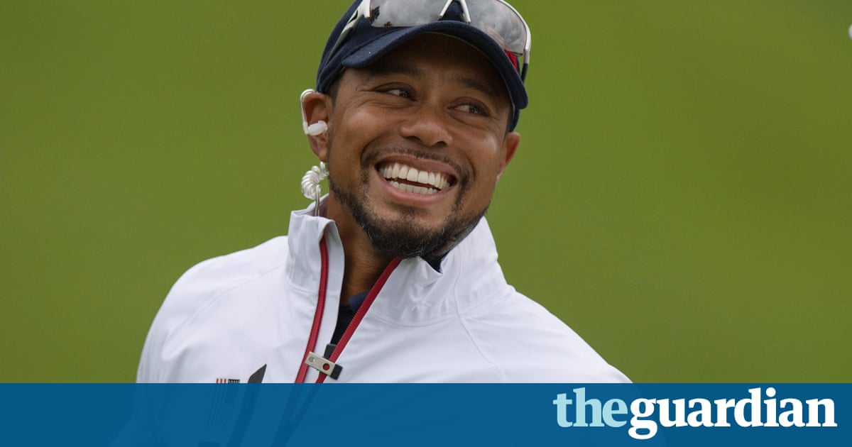 tiger woods research paper Economic value of celebrity endorsements: tiger woods' impact on sales of nike golf balls we have a unique golf data set that allows us to address our research.