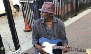 Darrell Fields was killed when his Skid Row tent was set on fire.