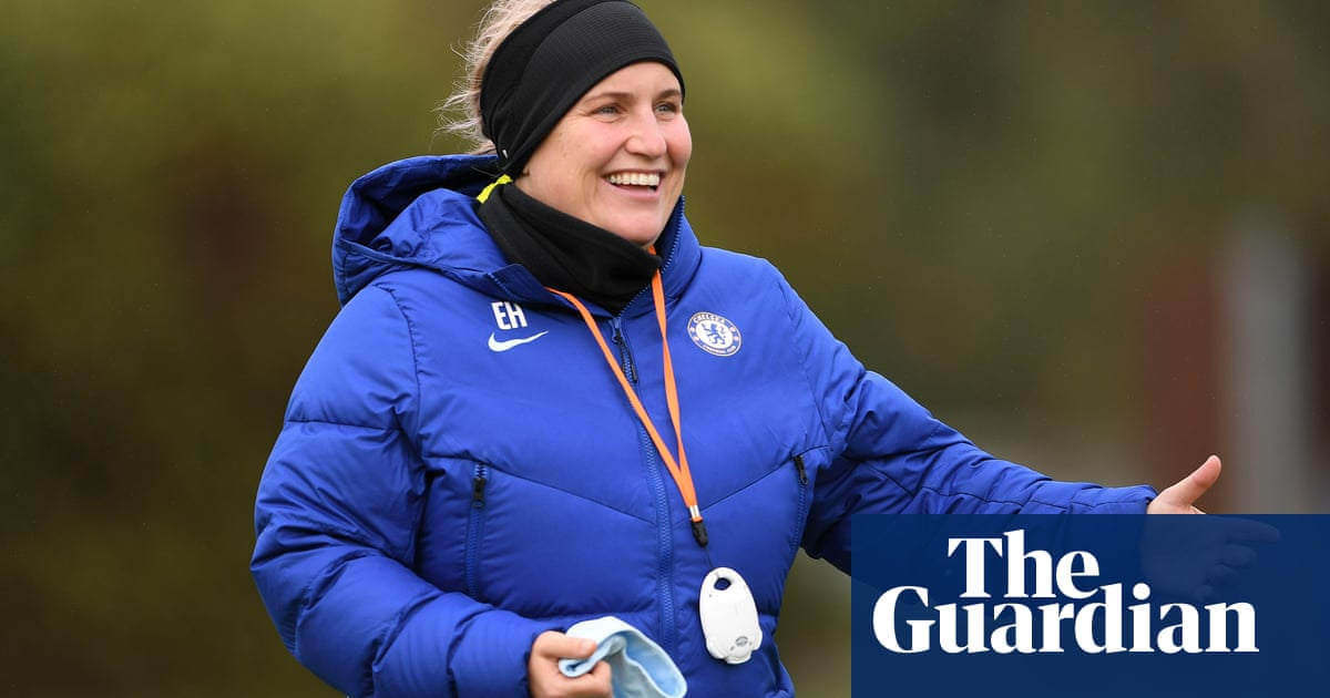 An insult: Emma Hayes rejects claims EFL job an upgrade on Chelsea Women