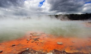 New Zealand lies on the Pacific Ring of Fire with volcanoes and hot springs part of the landscape. Dunedin geologists hope they can harness the earth's heat to reduce climate emissions.