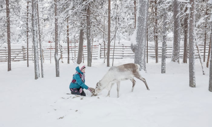 The battle to save Lapland: 'First, they took the religion