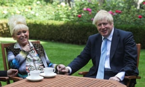 Prime minister Boris Johnson began his week holding hands with Carry On and EastEnders actor Barbara Windsor in the garden at 10 Downing Street, after she delivered a petition calling for urgent action on dementia care.