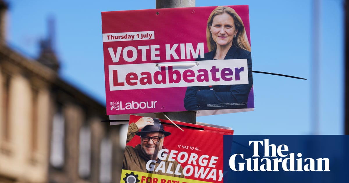 Tuesday briefing: 'dirty tricks' in Batley and Spen