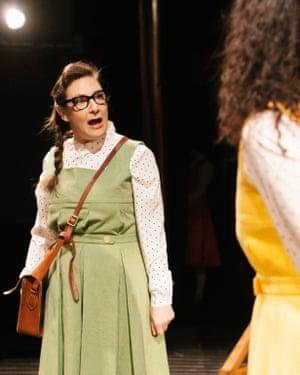 Pauline McLynn in Daisy Pulls It Off