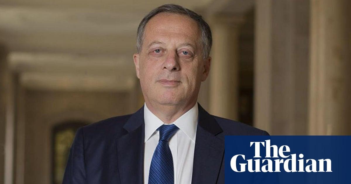 Rishi Sunaks ex-Goldman Sachs boss emerges as next possible BBC chair