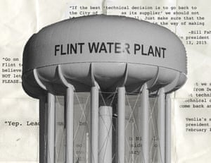 The crisis in Flint, a majority-black city of 100,000, has served as a rallying cry for victims of environmental racism across the US.