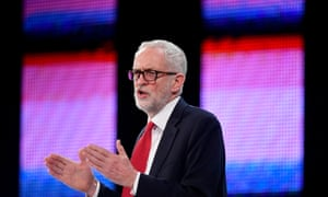 Jeremy Corbyn, leader of the Labour party, speaks at the Confederation of British Industry's (CBI) annual conference in London