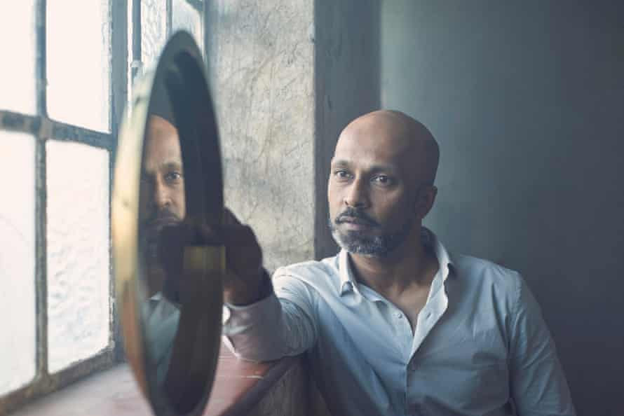 Enthralling: Akram Khan in The Curry House Kid.