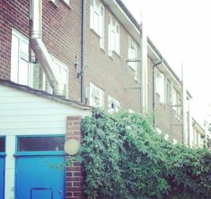 Tom Hunt's co-op housing, sanford co-op
