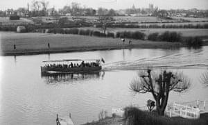 River Dee, 1940.