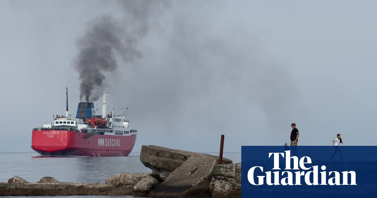 UN shipping agency accused of secrecy over maritime pollution