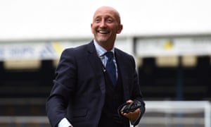 Ian Holloway has absolutely zero experience in rugby and almost certainly is not about to get any.