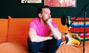Craig Parkinson, actor and host of The Two Shot Podcast.
