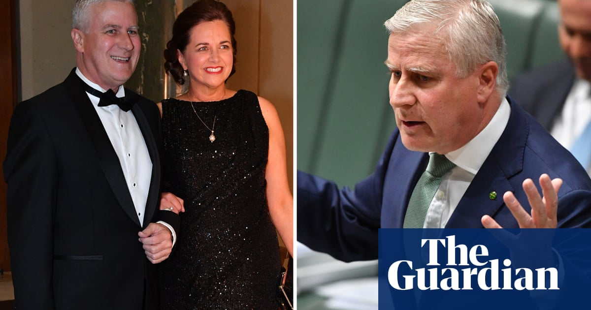 Michael McCormack and wife billed taxpayers for Melbourne Cup flights – The Guardian
