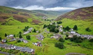 Wanlockhead is Scotland's highest village.