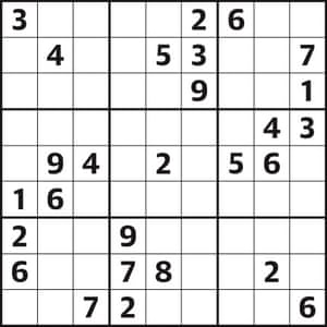 Sudoku 4321 hard