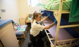 Unlocked Graduates is a two-year prison-officer training programme modelled on Teach First.