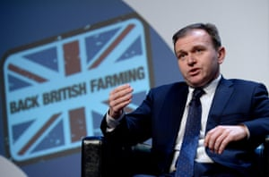 George Eustice at the NFU Conference 2015