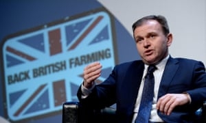 George Eustice has resigned as fisheries minister over Theresa May's decision to offer MPs a vote on extending article 50