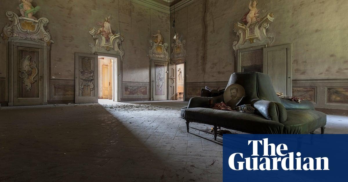 Italian Food Near Me Abandone Building Casa: Elegant Neglect: Abandoned Italian Buildings