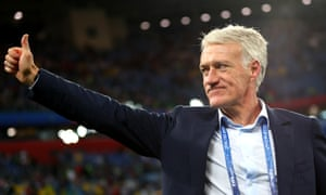 Didier Deschamps captained France in the 1998 final and now he will manage them in the 2018 final.