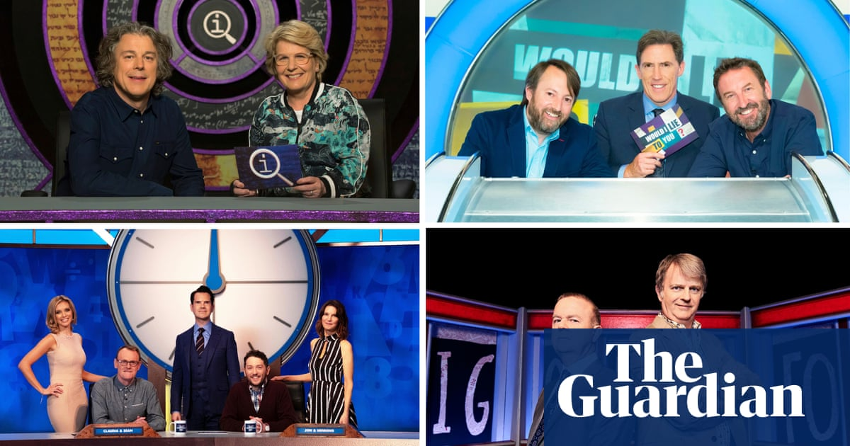 All white on the night: the perennial problem with TV panel shows