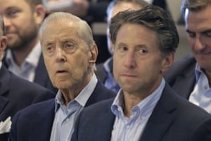 Fred and Jeff Wilpon