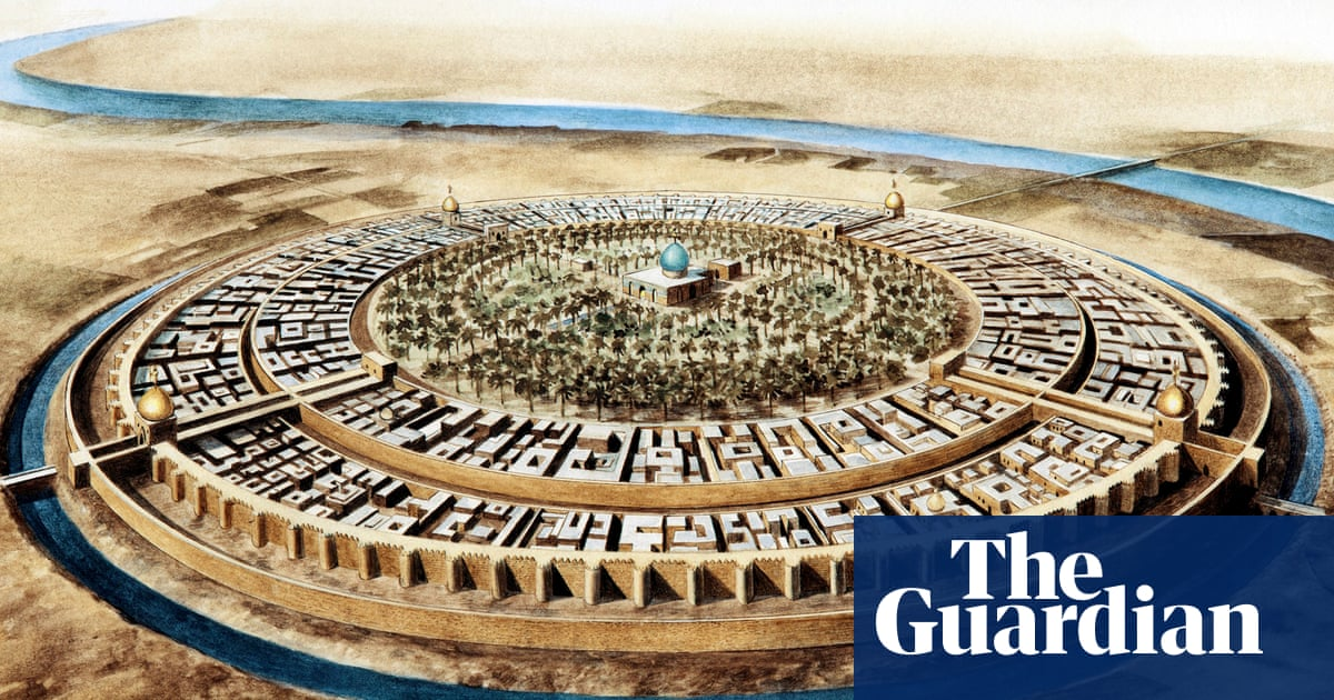 Story of cities #3: the birth of Baghdad was a landmark for world