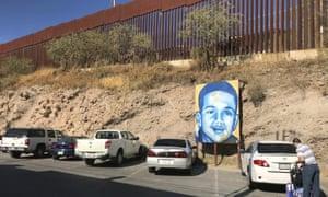 Portrait of José Antonio Elena Rodríguez, 16, who was shot 10 times through border fence in Nogales, Sonora, Mexico, in 2012.