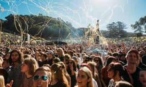 It is hoped that pill testing will improve safety at festivals.