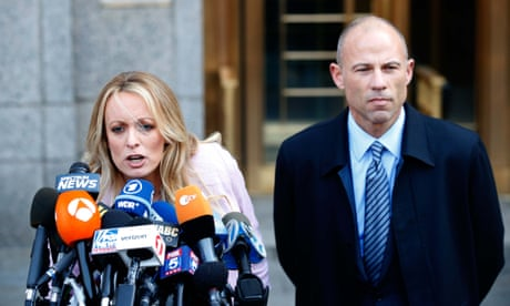 'Trump's going to be forced to resign': Stormy Daniels' lawyer predicts a fall