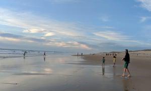 2. IMG 20190816 204743 - The beach at Lacanau Ocean, August 2019