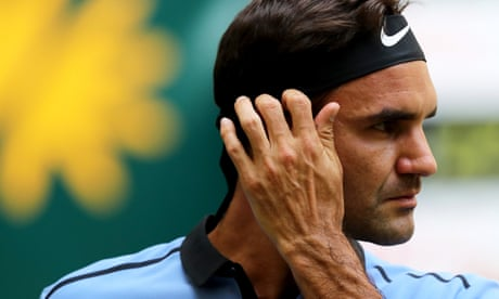 Andy Murray's reign as world No1 is under threat, says Roger Federer
