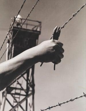 Toyo Miyatake (1895–1979), Untitled (Opening Image from Valediction), 1944