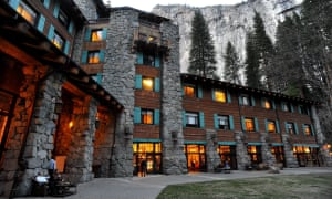 The historic Ahwahnee will become the Majestic Yosemite Hotel because of the battle.