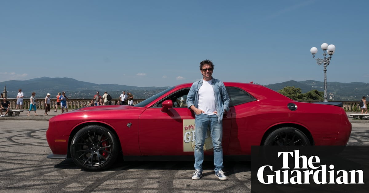The Grand Tour: Jeremy Clarkson is really taunting the BBC now