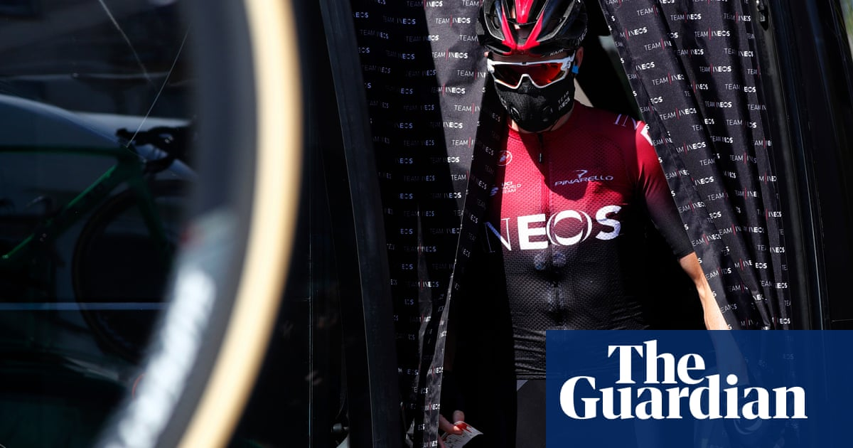 Chris Froome of Team Ineos says Tour de France delay will boost his chances