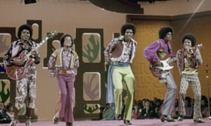 'When we heard Michael sing our tongues fell out of our mouths' … the Jackson 5 in 1971.