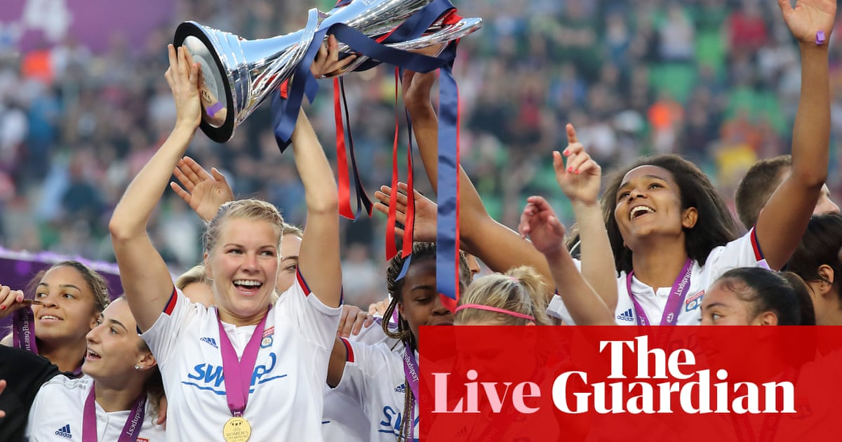 Womens Champions League draw – live!