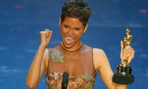 Halle Berry: the only woman of colour to have ever won a best actress Oscar