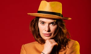 Lena Headey, photographed in Potsdam, Berlin.