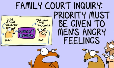 Welcome to the Men's Rights Activists Seething Divorced Resentful Fathers Support Group