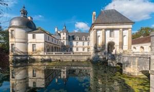 Chateau de Tanlay, near Tonnerre, Burgundy