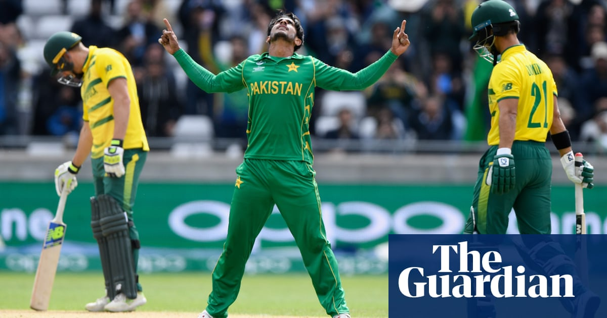 Pakistan Beat South Africa In Rain Hit Match To Revive