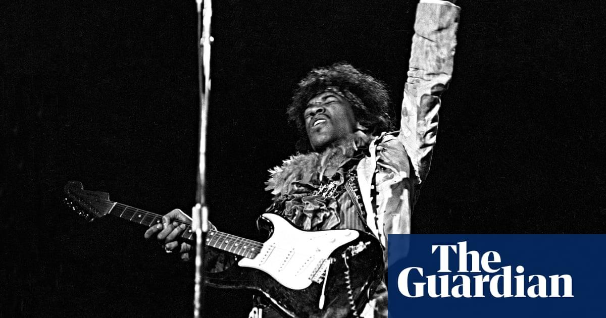 Jimi Hendrix, Monterey Pop 1967: a live performance never bettered