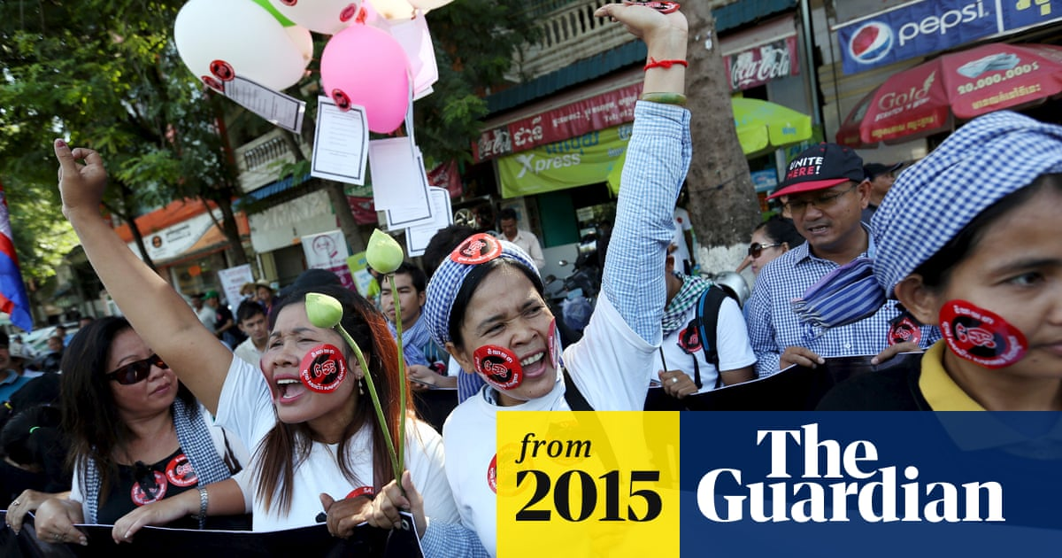 Human rights groups face global crackdown 'not seen in a generation